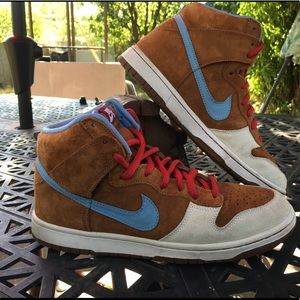 Nike SB dunk high size 10